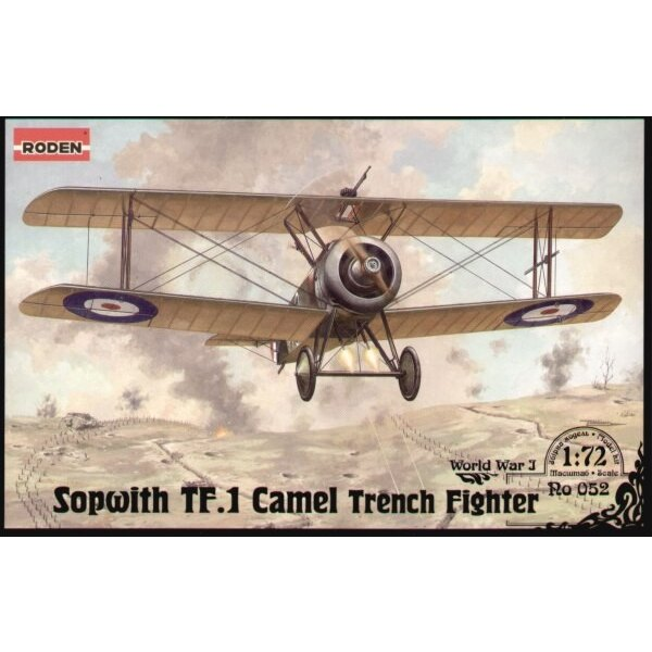 Sopwith Camel TF1