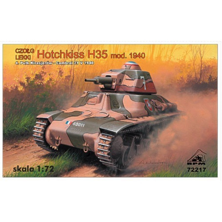 1//72 RPM FRANCAISE /& ISRAELIEN DECORATION HOTCHKISS H 39