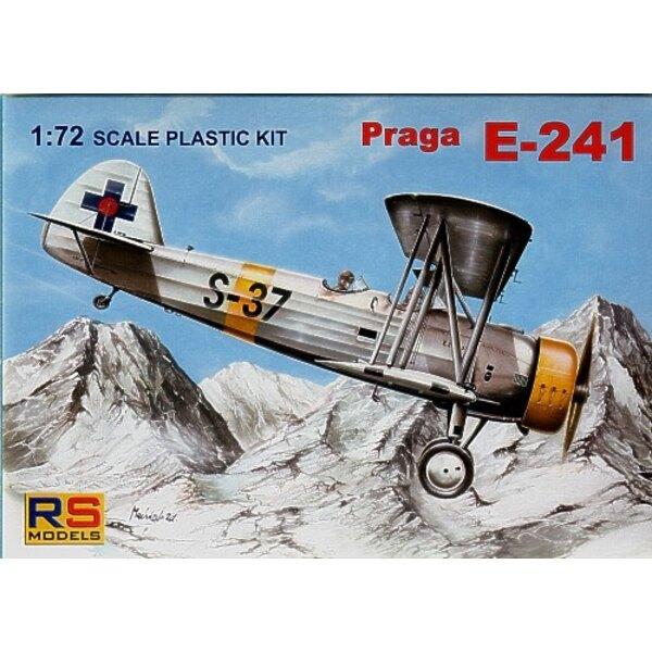 Praga E-241 Slovaquie et Tchécoslovaquie