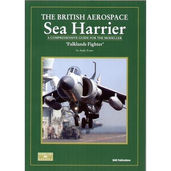 Livre BAe Sea Harrier FRS.I/BAe Sea Harrier FA.2. N'inclut plus de décalque gratuite.