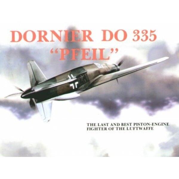 Livre Dornier Do 335