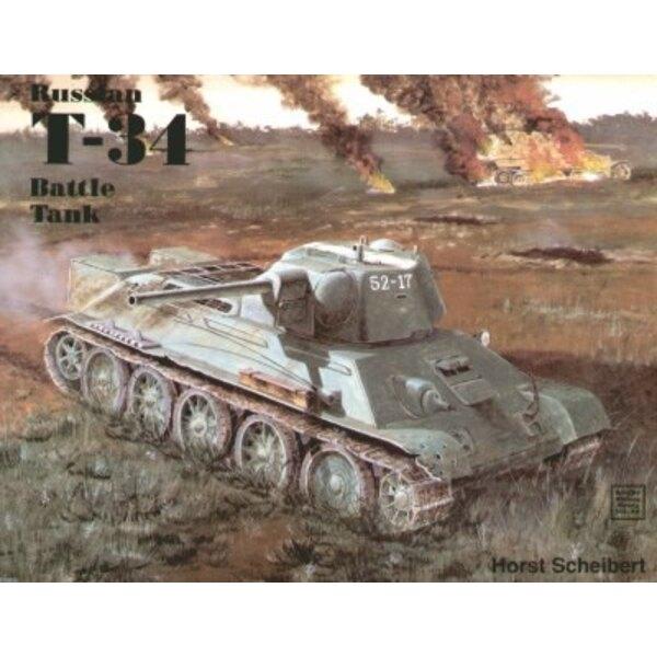 The Russian T-34 Battle Tank