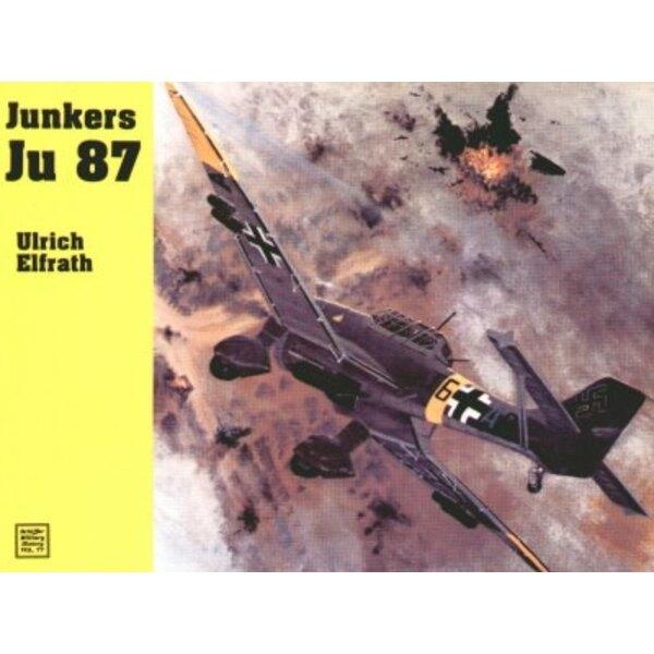 Livre Junkers Ju 87
