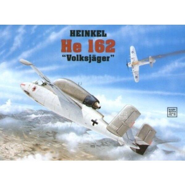 Livre Heinkel He 162