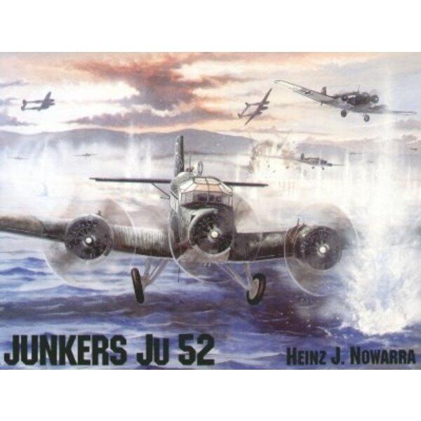 Livre Junkers Ju 52