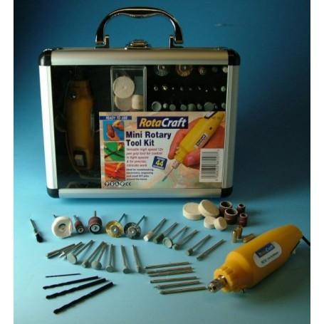 Kit d'outils rotatifs Mini Rotary Shesto RC12