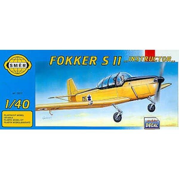 Fokker Instructor