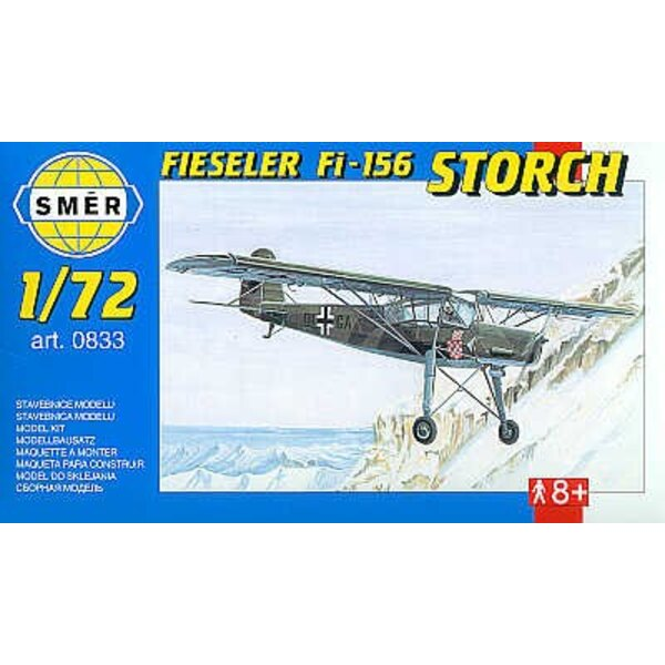 Fieseler Fi 156/Morane Saulnier MS.500
