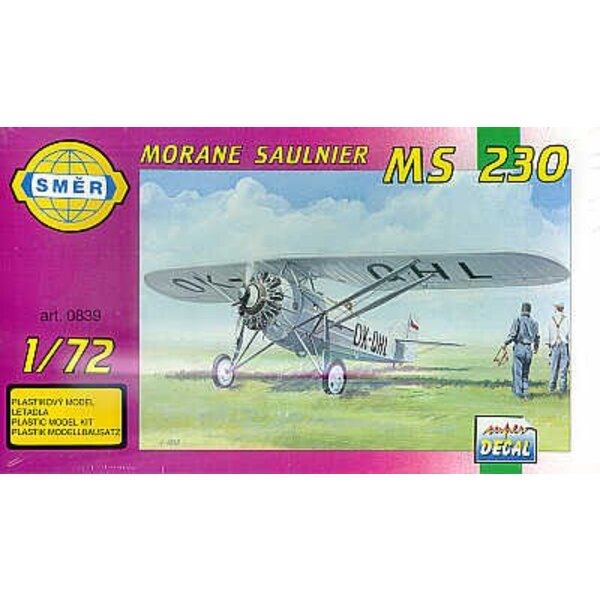 Morane Saulnier MS.230