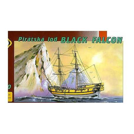 Navire Pirate Balck Falcon