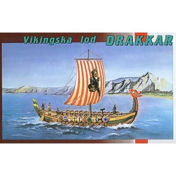 Drakkar - navire Viking