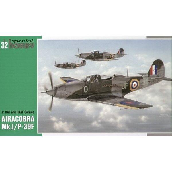 Airacobra Mk.I/Bell P-39F Dans le service de la RAF et de la RAAF