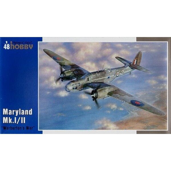 """Martin Mk.I/II Maryland Warburtons War"""""""""""