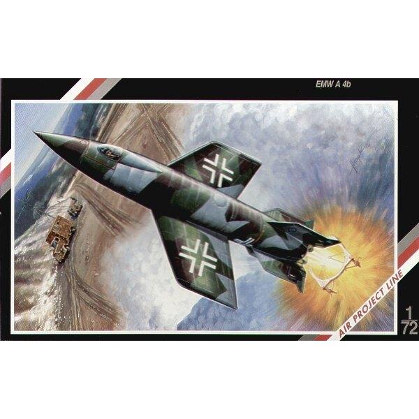 A4b Rocket. Piloted version.