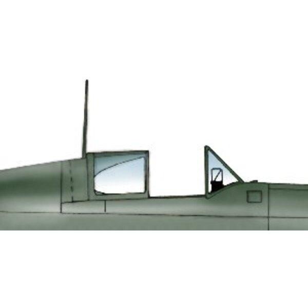 Dewoitine D.520 (pour maquettes Azur)