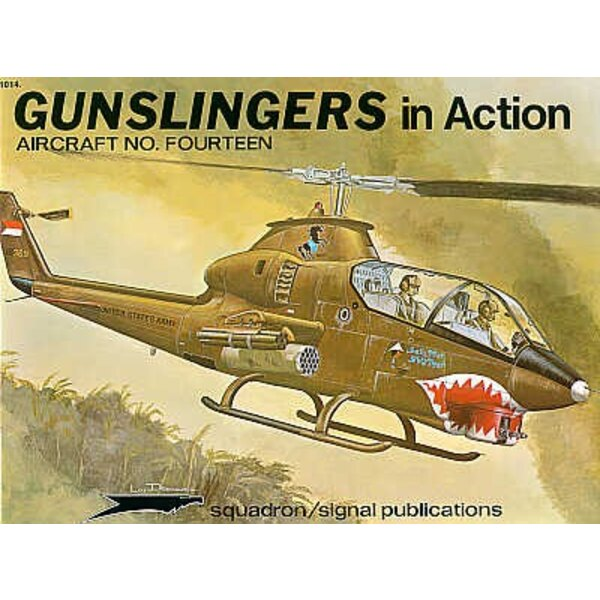 Gunslingers. Bell AH-1G Hughes OH-6A etc (In Action Series)