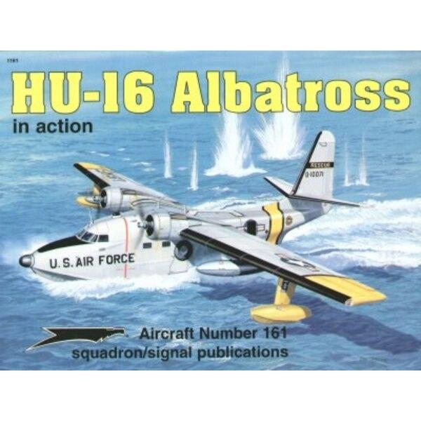 Grumman HU-16 Albatross (In Action Series)