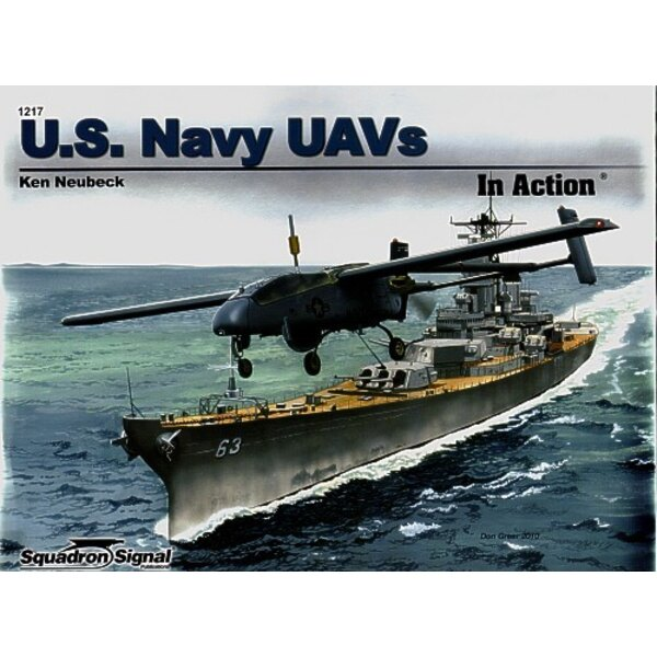 USN Unmanned Vehicles (In Action Series)