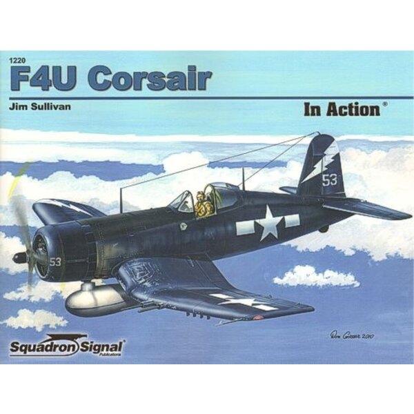 Vought F4U Corsair par Jim Sullivan (In Action Series)