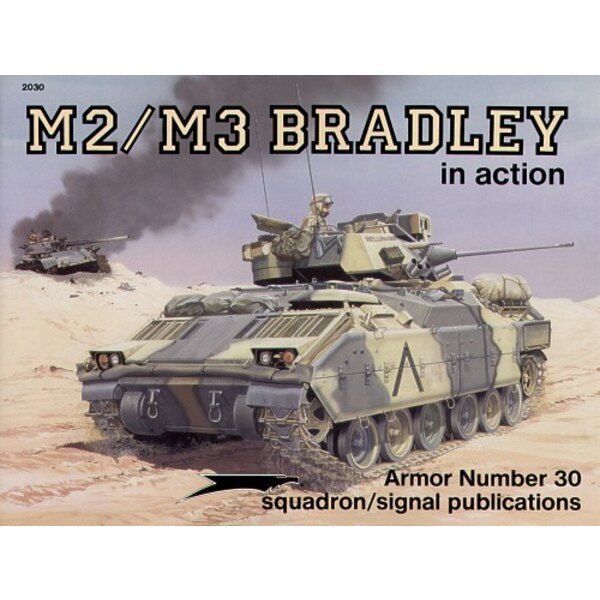 M2/M3 Bradley (In Action Series) Ré-imprimé !