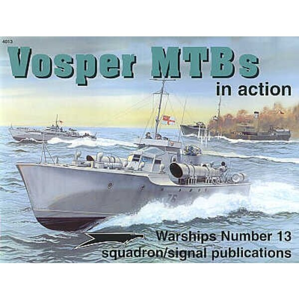British Motor Torpedo Boats (In Action Series)
