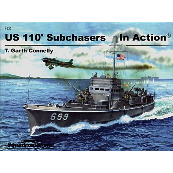 US Subchasers of WWII (In Action Series)