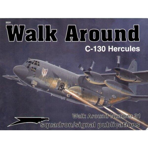 Livre Lockheed C-130 Hercules (Walk Around Series)
