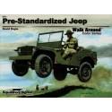 livre pre-standardized jeep par david doyle color series (walk around series)