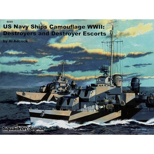 US Navy Ship's Camouflage WWII Part 1