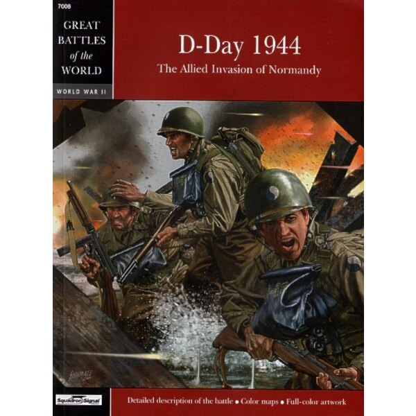 Livre D-Day 1944. The Allied Invasion of Normandy