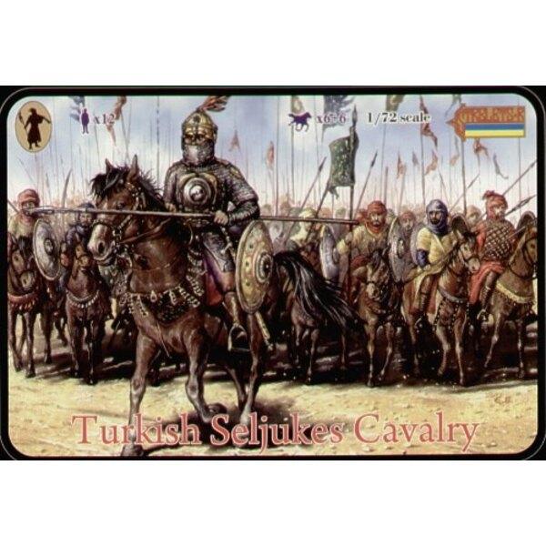 Turkish Seljukes Cavalry