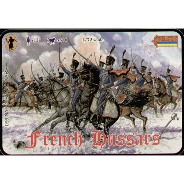 Hussards français