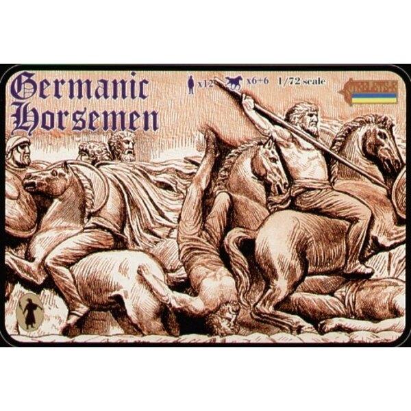 Germanic Horseman