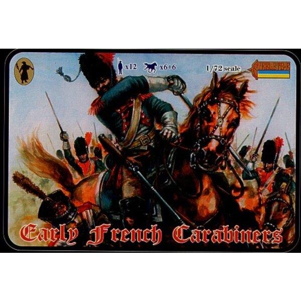 French Early Carabiniers (Napoleonic Era)