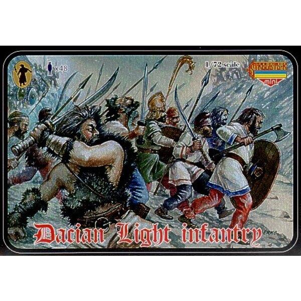 Infanterie légère Dace (édition originale)