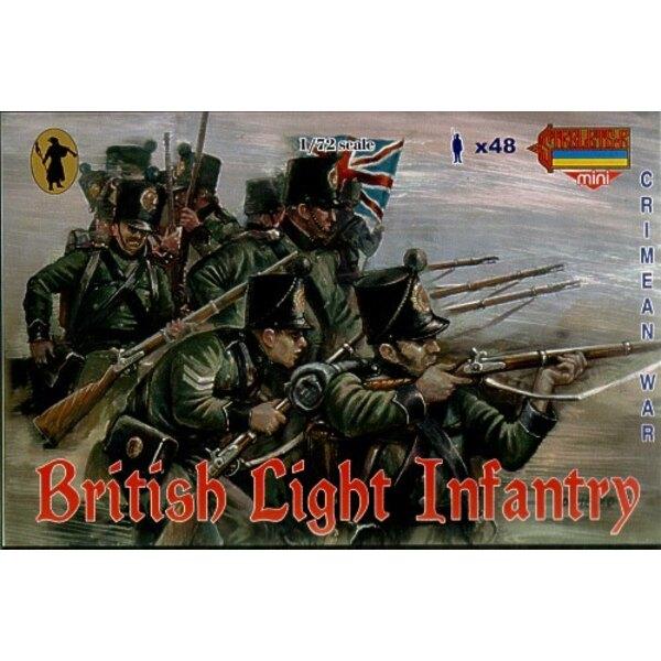 Infanterie légère britannique