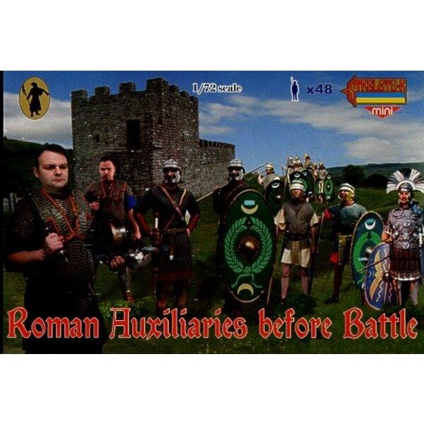 Auxiliaires romains avant la Bataille