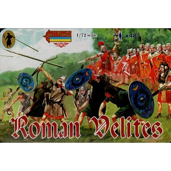 Velites Romains