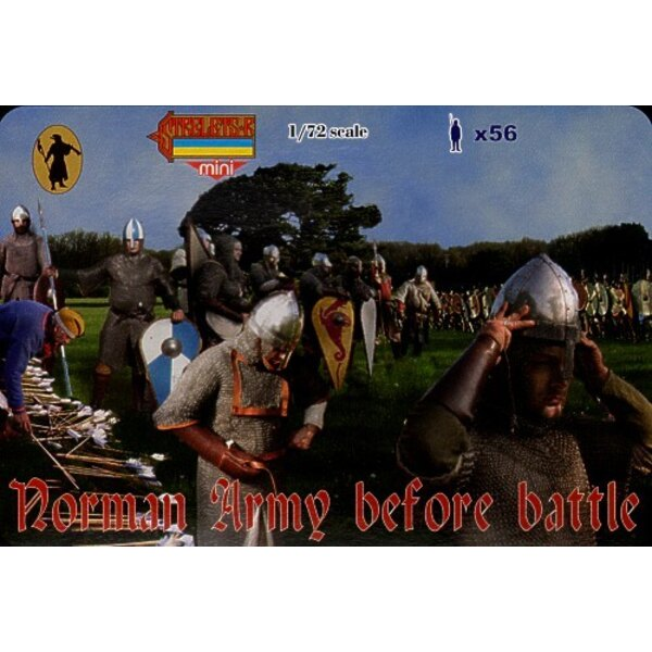 Norman Army Before Battle