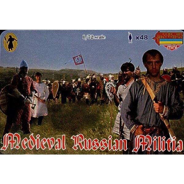 Milice russe médiévale