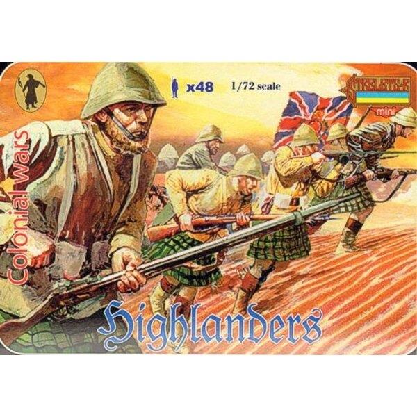 Highlanders 1898-1902 Anglo-Boer war