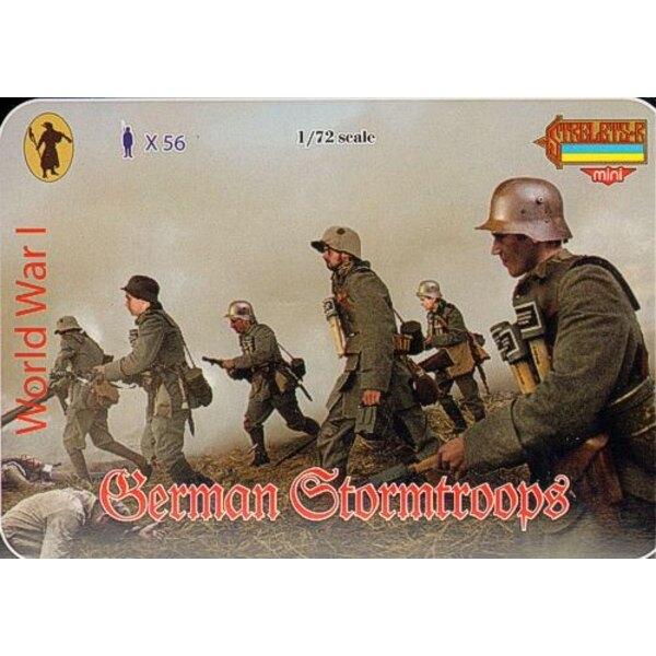 Stormtroops allemandes 1ère GM