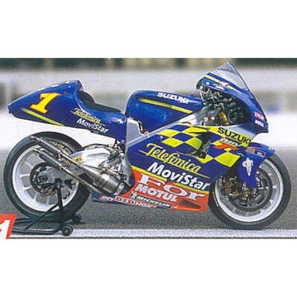 Telefonica Suzuki RGV-F 01 Kenny Roberts jr