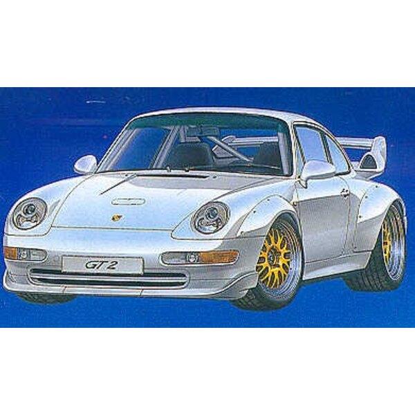 Porsche 911 GT2 Road Version Club Sport