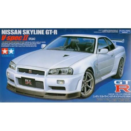 Nissan Skyline GTR V Spec II