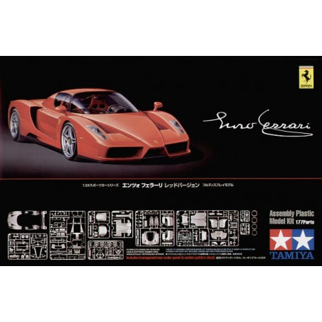 Enzo Ferrari Rouge