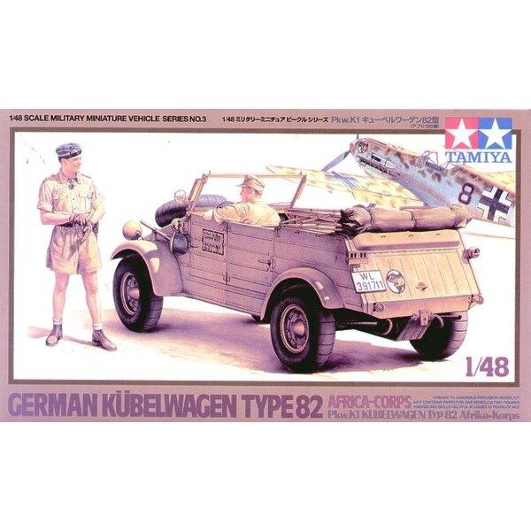 Kubelwagen type 82 (Afrique)