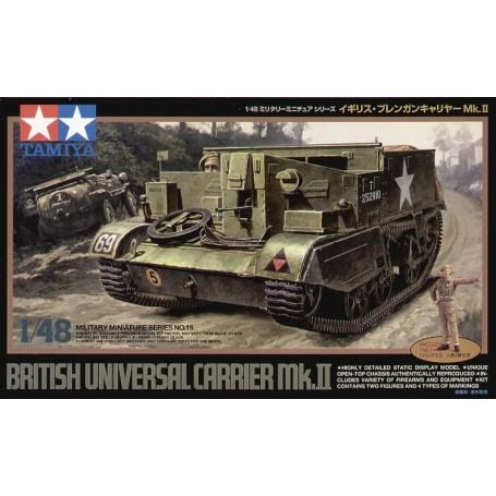 Universal Carrier Mk.II/ Bren Gun Carrier