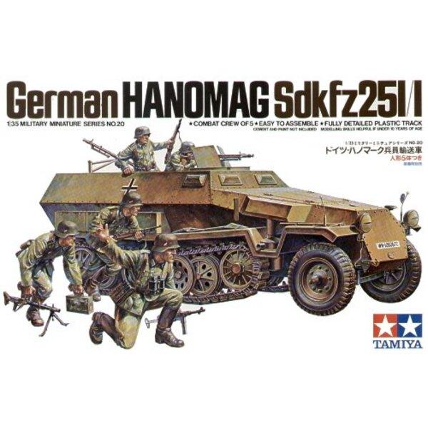 Hanomag 251/1 ? Track