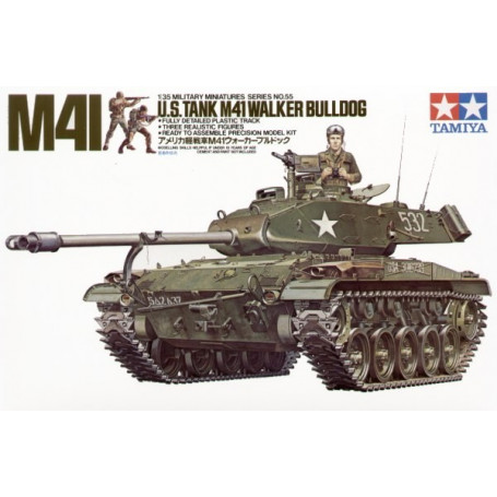 M41 Walker Bulldog (non motorisé)